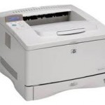 HP 5100 printer repair and support photo